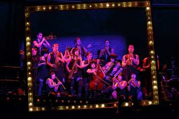 Roundabout Theatre's Cabaret at Golden Gate Theater, San Francisco
