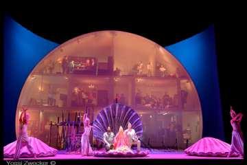 The Pearl Fishers at The Israeli Opera, Tel-Aviv