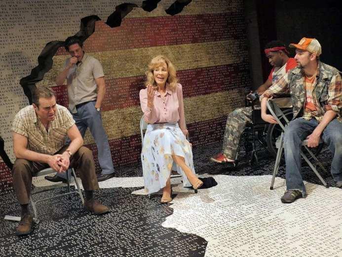 The Trial of Jane Fonda at Park Theatre