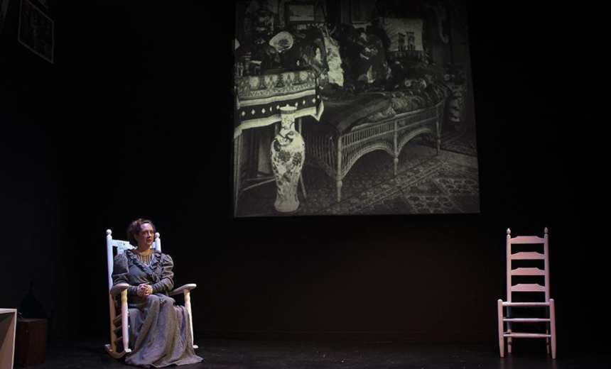 Alice in Black and White at 59E59 Theater