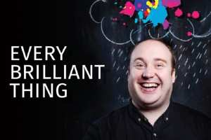 Every Brilliant Thing at Summerhall