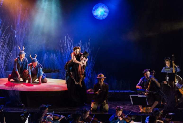 Handel's Alcina at Longborough Festival Opera