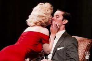 Marilyn and Sinatra Jermyn Street