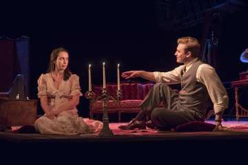 The Glass Menagerie at King's Theatre, Edinburgh.