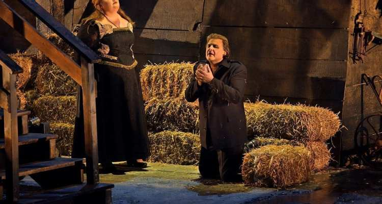 Catherine Foster at Die Walcure Bayreuther Festspiele, Bayreuth