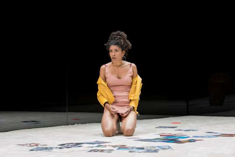Yerma at the Young Vic.