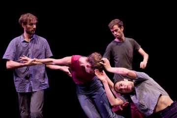 Hagit Yakira Free Falling at Sadler's Wells credit Camilla Greenwell