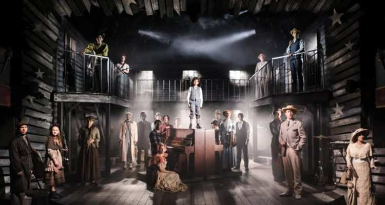 Ragtime at Charing Cross Theatre