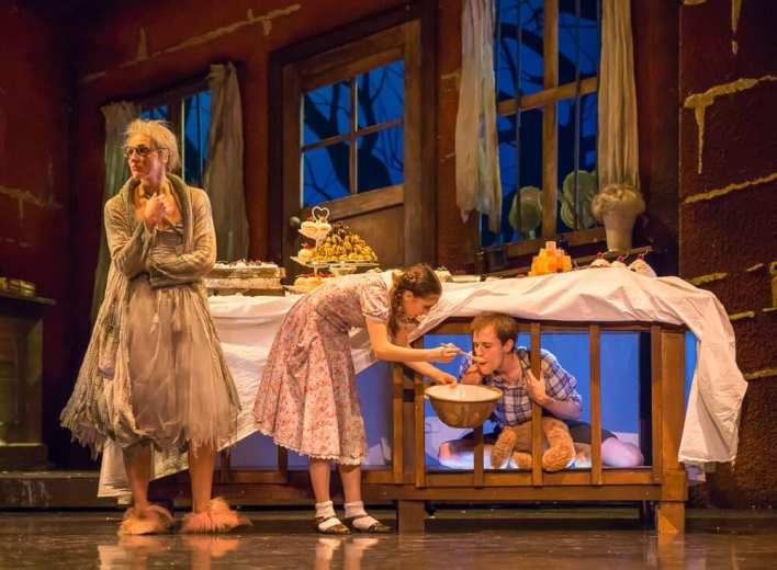 Scottish Ballet: Hansel & Gretel at The Theatre Royal, Glasgow