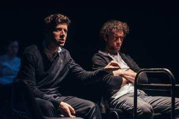 BU21, Theatre503, courtesy of David Monteith-Hodge