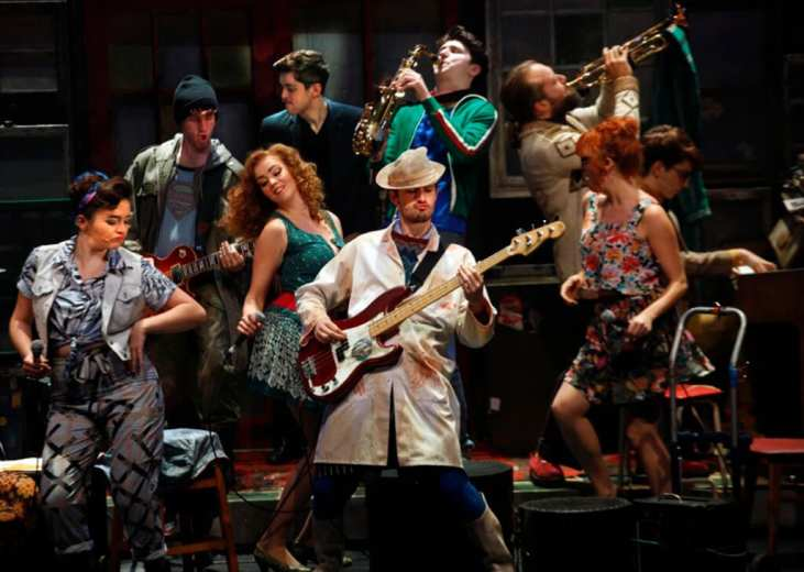 The Commitments, UK Tour 2016/17