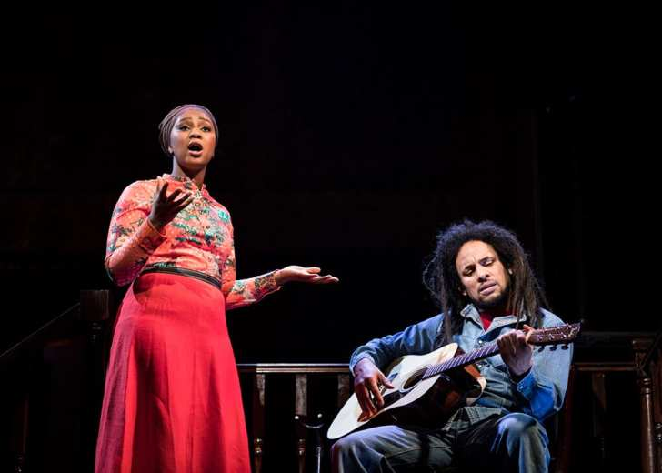 One Love - The Bob Marley Musical © Helen Maybank