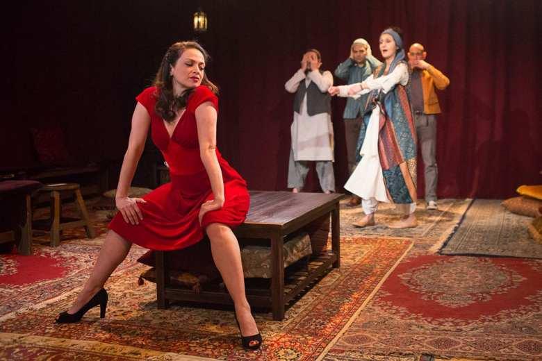 The Strangest Fourth Street Theatre, New York