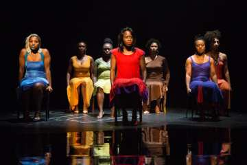 For Colored Girls Who Have Considered Suicide/ When the Rainbow is Enuf Ntozake Shange Soulpepper Theatre Company