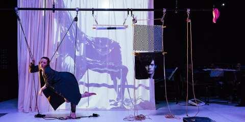 Velvet Petal Scottish Dancer Theatre