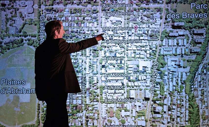 Ex MachinaRobert Lepage, 887 , Robert Lepage, image credit Eric Labbé