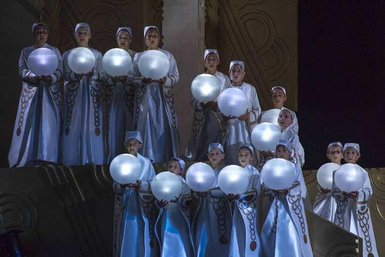 Turandot Torre del Lago Puccini Festival 2017