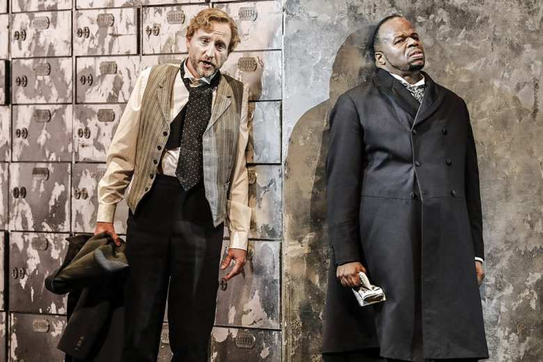 WNO's the Merchant of Venice- photo credit Johan Persson