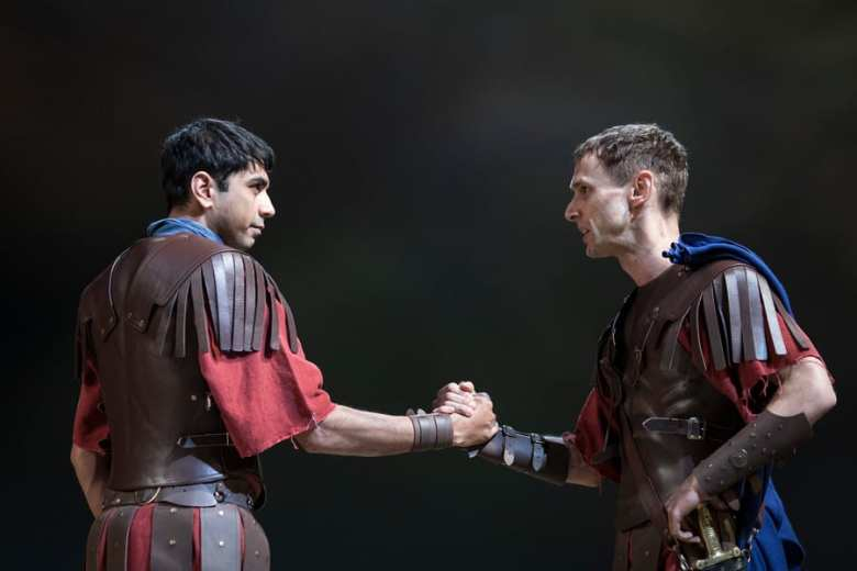 Julius Caesar 2017 RSC Photo Helen Maybanks ©RSC