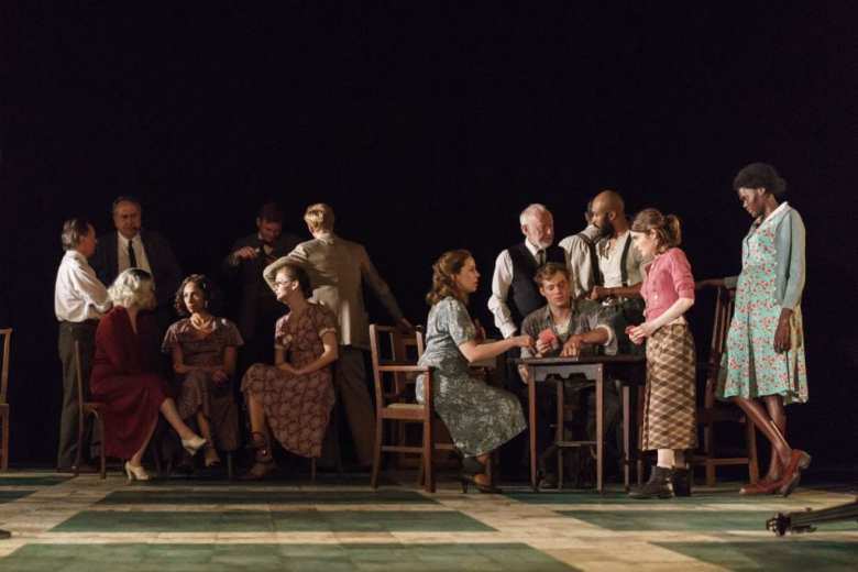 Girl from the North Country Old Vic