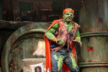 THE TOXIC AVENGER THE MUSICAL