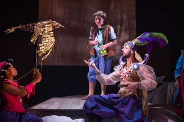 The Arabian Nights Royal Lyceum Theatre, Edinburgh