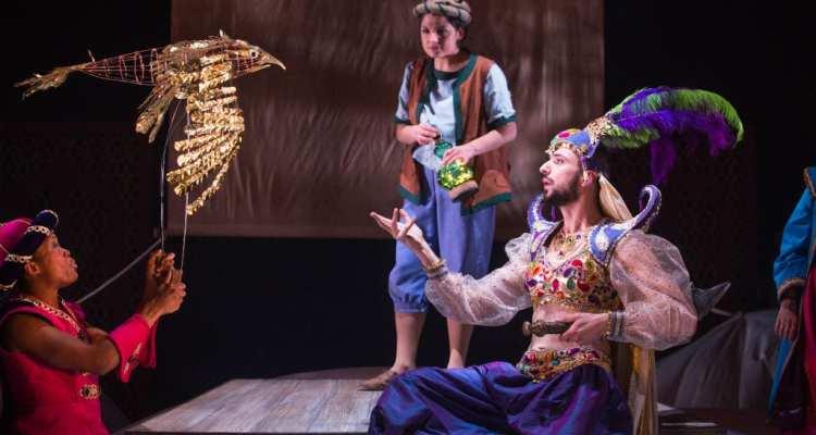 The Arabian Nights Royal Lyceum Theatre, Edinburgh