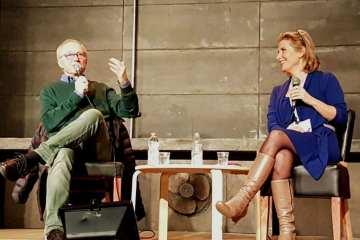 David Grossman, in conversation with Hadar Galron