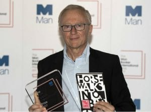 David grossman man Booker Prize 2017