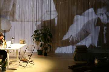 The Undertaking 59E59 Theaters, NYC Photo by Carol Rosegg