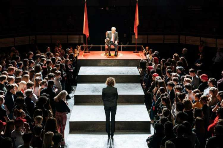 Julius Caesar The Bridge Theatre, London