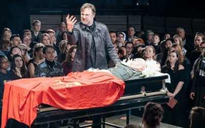 Julius Caesar The Bridge Theatre, London