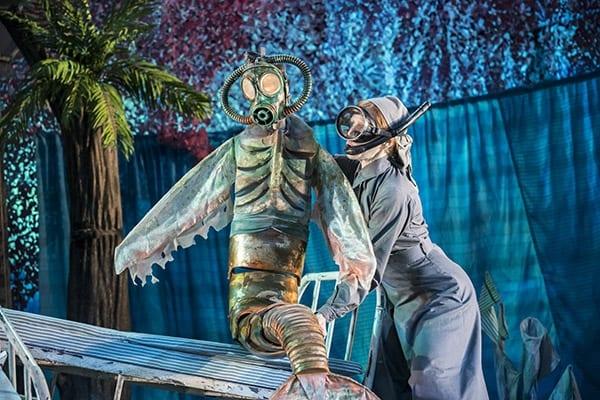 Peter Pan Regent's Park Open Air Theatre