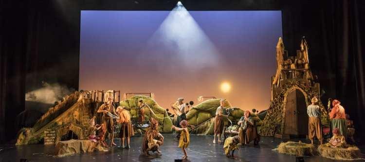 RUMPELSTILTSKIN_BalletLORENT,<br /> Northern Stage, NEWCASTLE