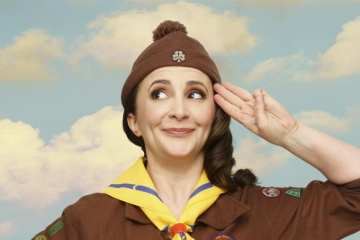 Lucy porter: Be Prepared