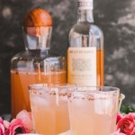 lavender lemonade rosé cocktails