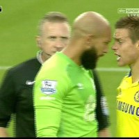 Red Card or Not: Jon Moss and Tim Howard