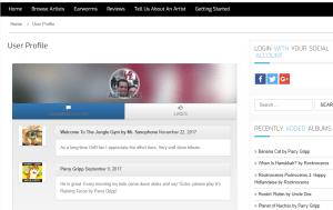 New User Profiles