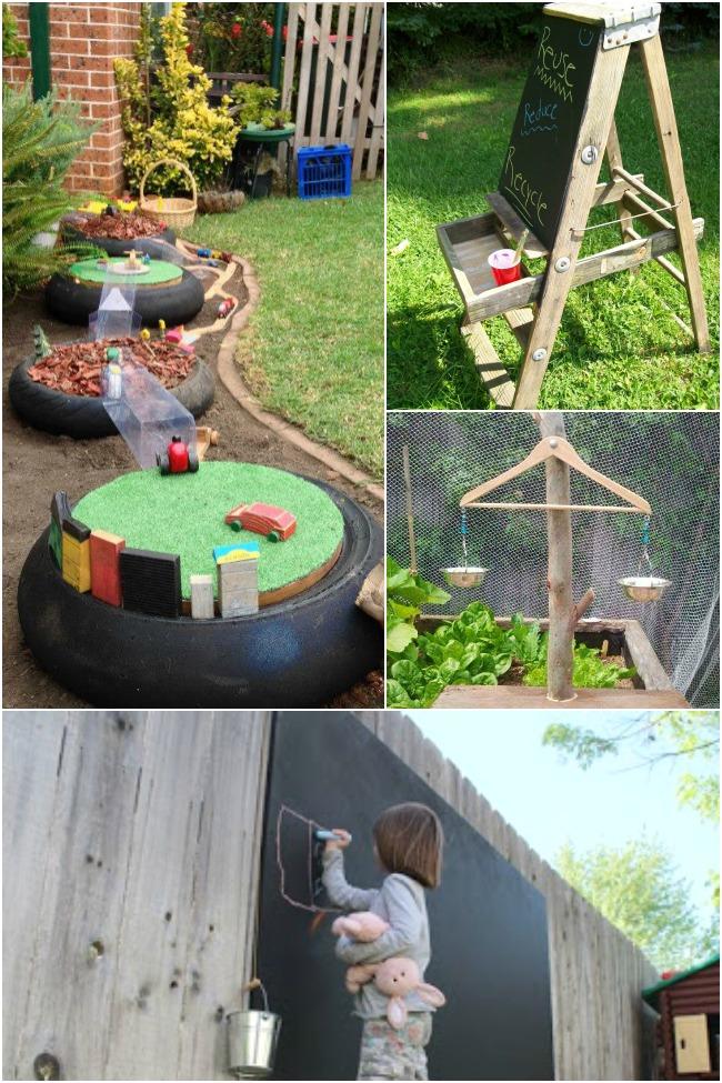 diy backyard ideas for kids 22 easy