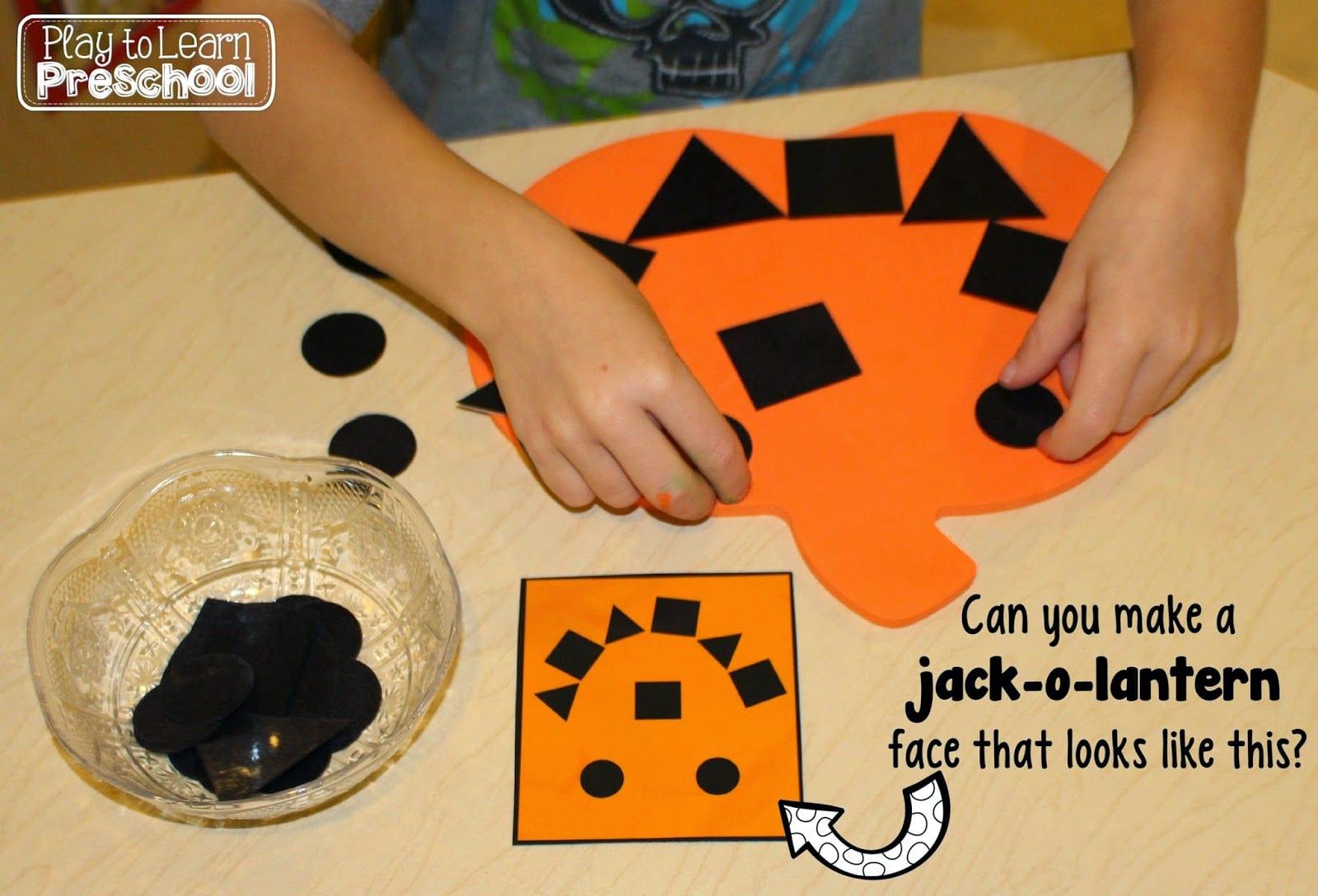 Easy Jack O Lanterns