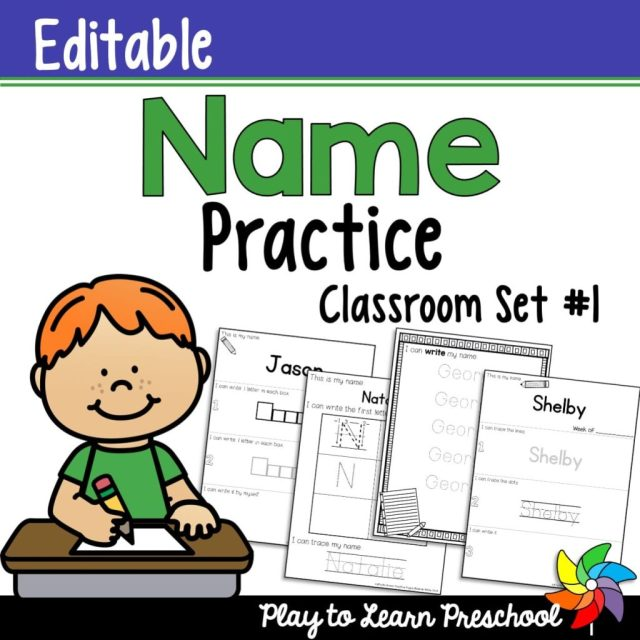 How Children Learn their Names in 26 Important Stages