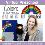 Virtual Preschool Circle Time Lessons Videos And Printables