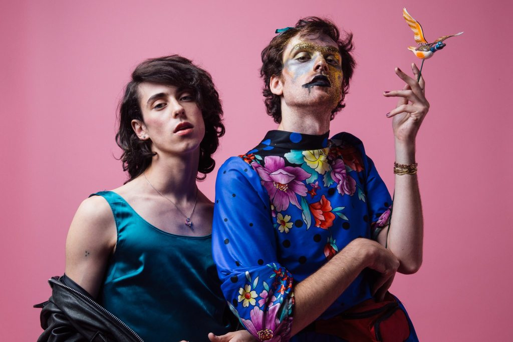 PWR BTTM big beautiful day music video