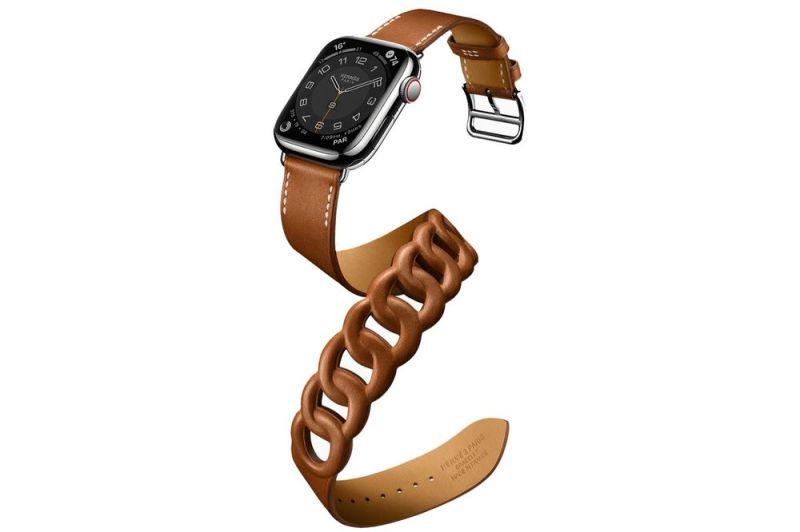 Hermes, Apple Watch Series 7 için özel kayışlarını tanıttı