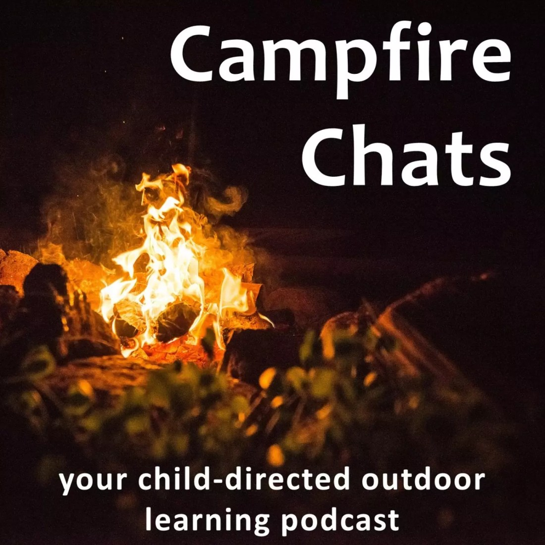 campfire chats logo