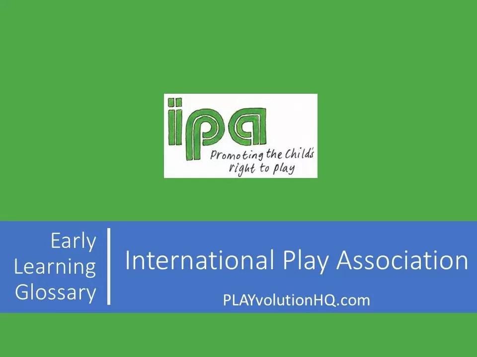International Play Association