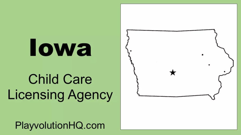 Licensing Agency | Iowa