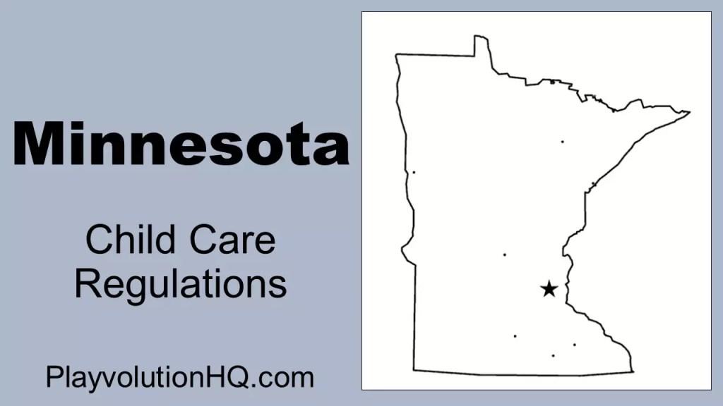 Licensing Regulations | Minnesota