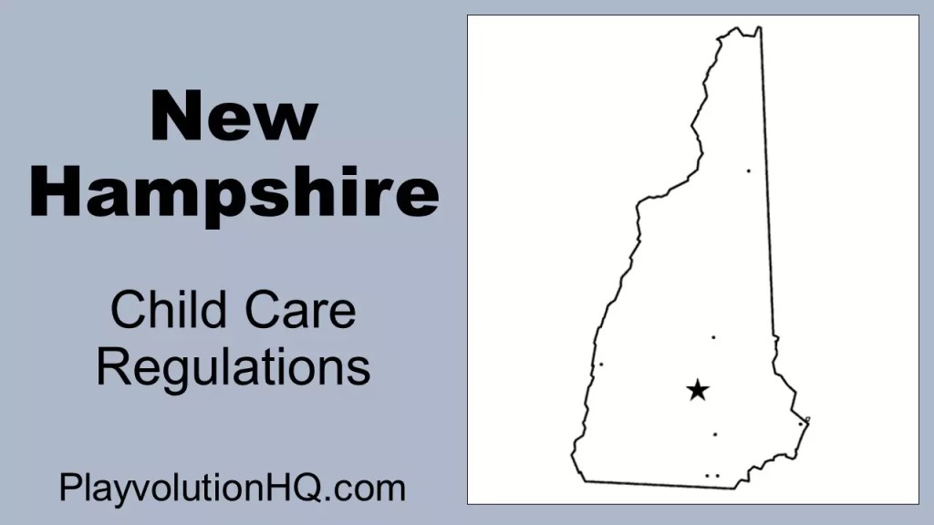 Licensing Regulations | New Hampshire
