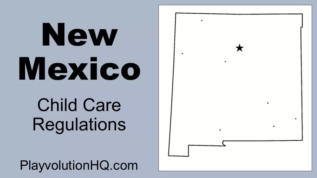 Licensing Regulations | New Mexico